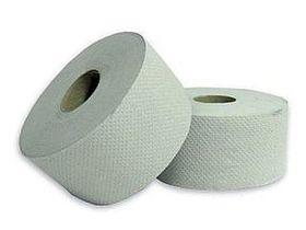 papier jumbo 1-warstwowy szary
