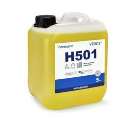 h501 mycie bieżące wszelkich powierzchni ponadpodłogowych