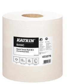 ręcznik w roli katrin basic 433276 2-warstwowy szary