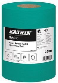 ręcznik w roli katrin 2580 1-warstwowy zielony