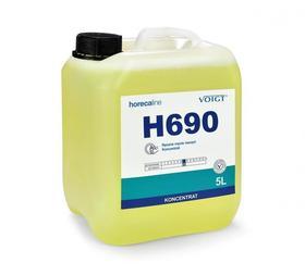 h690 ręczne mycie naczyń