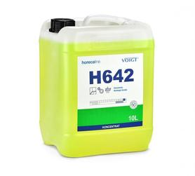 h642 usuwanie tłustego brudu