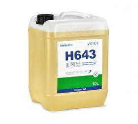 h643 usuwanie spieczonych zabrudzeń i przypaleń