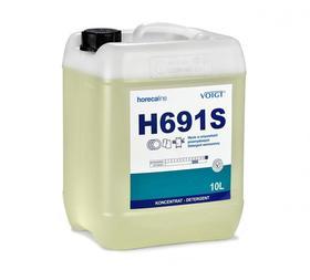 h691s wzmocniony detergent do zmywarek przemysłowych