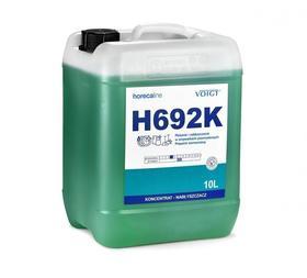 h692k wzmocniony nabłyszczacz do zmywarek przemysłowych