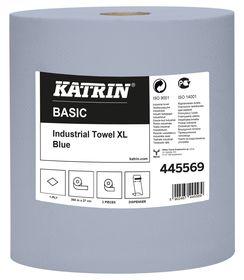 czyściwo przemysłowe katrin basic xl blue 1-warstwowe