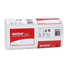 katrin ręcznik składany typu w one stop biały 2-warstwowy