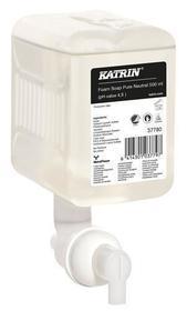 wkład mydła w piance katrin 37780 pure neutral 500ml