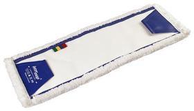 wkład do mopa płaskiego z mikrofibry 40cm - uszy