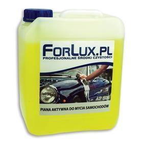 forlux ap 505 aktywna piana do mycia pojazdów osobowych