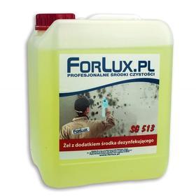 forlux sg żel do wc ze środkeim dezynfekującym