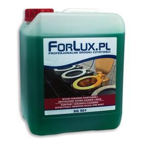 forlux sg żel do mycia toalet kwaśny