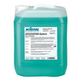 arcandis splend kwaśny płyn do płukania naczyń w zmywarkach przemysłowych
