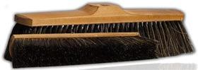 zamiatacz 35cm z włosem mieszanym