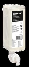 wkład mydła w piance katrin 47307 o mroźnym zapachu arktycznej bryzy 1000ml