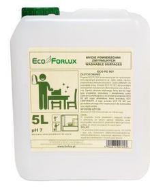 forlux eco pz ekologiczny preparat do mycia powierzchni zmywalnych