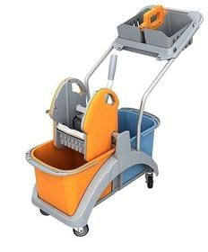 wózek do sprzątania splast tsk-006