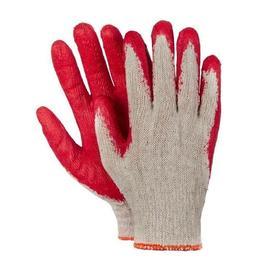 wampirki rękawice bawełniane powlekane gumą